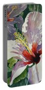 Radiant Light - Hibiscus Portable Battery Charger