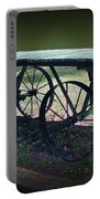 Rail Road Wagon Portable Battery Charger
