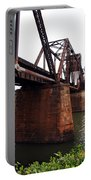 Railroad Bridge 1 Portable Battery Charger