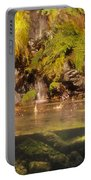 Rain Forest Pool Portable Battery Charger