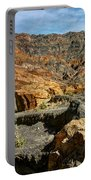 Rainbow Canyon Death Valley Portable Battery Charger
