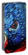 Rainbow Lorikeet Look Portable Battery Charger
