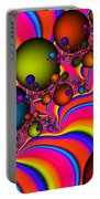 Rainbow Universe Portable Battery Charger