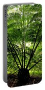 Rainforest Backlight Portable Battery Charger
