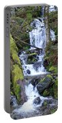 Rainforest Waterfall Portable Battery Charger