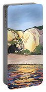Ramsey Island - Land And Sea No 2 Portable Battery Charger