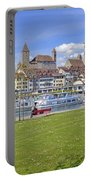 Rapperswil Portable Battery Charger by Joana Kruse