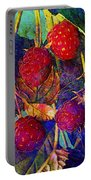 Raspberries Portable Battery Charger