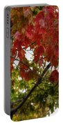 Red And Green Prior X-mas Portable Battery Charger
