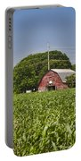 Red Barn - What Charm Portable Battery Charger
