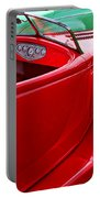 Red Beautiful Car Portable Battery Charger