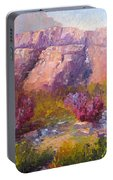 Red Bud Trees Portable Battery Charger