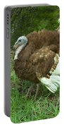 Red Burbon Turkey Portable Battery Charger