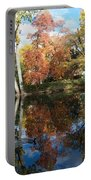 Red Cedar Reflections Portable Battery Charger