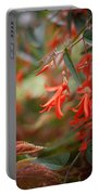 Red Exotic Portable Battery Charger