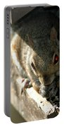 Red Eyed Demon Squirrel Portable Battery Charger
