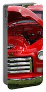 Red Gmc Portable Battery Charger