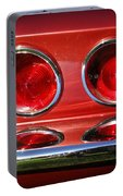 Red Hot Vette Portable Battery Charger