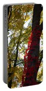 Red Ivy Climb Portable Battery Charger