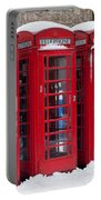 Red Phone Boxes Portable Battery Charger