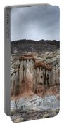 Red Rock Canyon Cliffs Portable Battery Charger