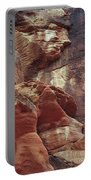 Red Rock Canyon Petroglyphs Portable Battery Charger