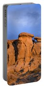 Red Rock Sunset Portable Battery Charger