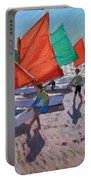 Red Sails Portable Battery Charger