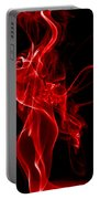 Red Smoke Portable Battery Charger
