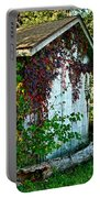 Red Vine Shed Portable Battery Charger