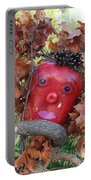 Redhead Scarecrow Portable Battery Charger