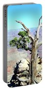 Reflection In The Canyon Portable Battery Charger