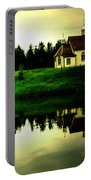 Reflection Of Faith  Portable Battery Charger