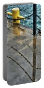 Reflections After The Rain Portable Battery Charger