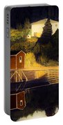 Reflections Golden Morning Portable Battery Charger