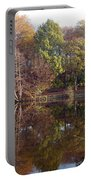 Reflections Of Autumn Portable Battery Charger by Rod Johnson