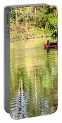 Reflections Of Fathers' Day Portable Battery Charger