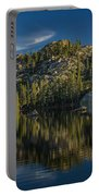 Reflections On Salmon Lake Portable Battery Charger