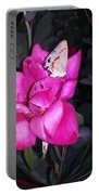 Reflective Beauty Portable Battery Charger