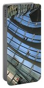 Reichstag Dome Portable Battery Charger