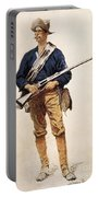 Remington: Soldier, 1901 Portable Battery Charger