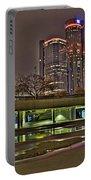 Renaissance Center Detroit Mi Portable Battery Charger
