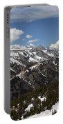 Rendezvous Mountain Portable Battery Charger