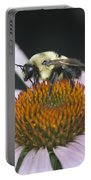 Resting Bee Squared Portable Battery Charger
