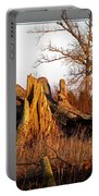 Resting Giant Portable Battery Charger