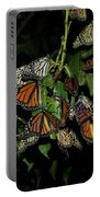 Resting Monarchs Portable Battery Charger