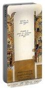 Retablo, 1816 Portable Battery Charger