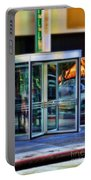 Revolving Doors Portable Battery Charger