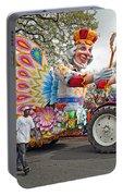 Rex Mardi Gras Parade IIi Portable Battery Charger