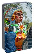 Rex Mardi Gras Parade Vii Portable Battery Charger